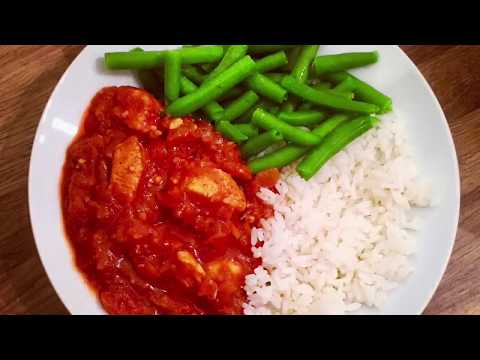 Slimming World   Budget   Syn Free Quick Chicken Curry Recipe
