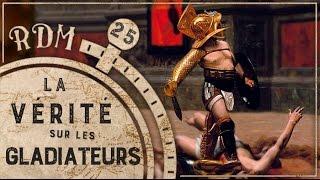 Archéologie Expérimentale : Gladiateurs - RDM#25