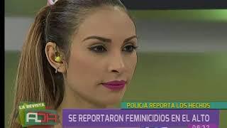 Video Se reportan nuevos casos de feminicidio en El Alto download MP3, MP4, WEBM, AVI, FLV April 2018