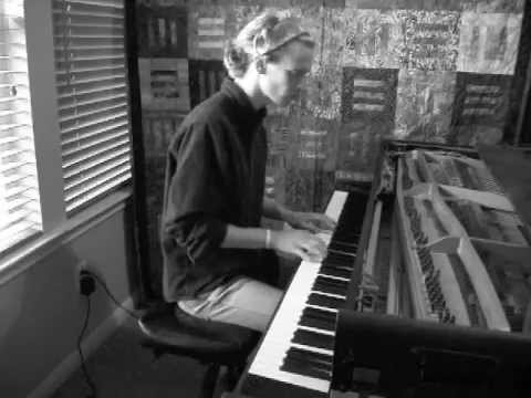 Bob Dylan - Girl From The North Country (Solo Piano Cover)