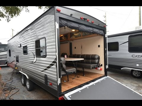 (SOLD) ALL NEW!!! 2017 Coachmen Catalina TrailBlazer 26TH ...