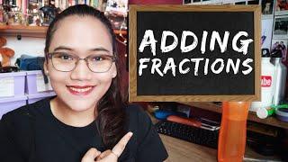 Adding Fractions - Ciטil Service Exam Review