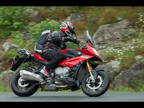 first ride 2016 bmw s 1000 xr cycle news youtube. Black Bedroom Furniture Sets. Home Design Ideas