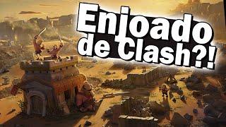 ENJOANDO DE CLASH? VEJA ESTE VIDEO! - CLASH OF CLANS
