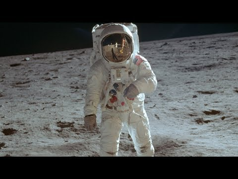 The Moon landing as it happened fifty years on