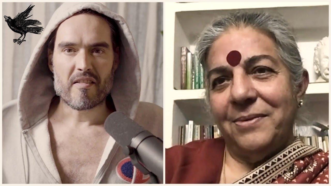 Vandana Shiva:  Bill Gate's Book Is Rubbish!