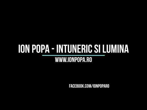 Ion Popa - Intuneric si lumina