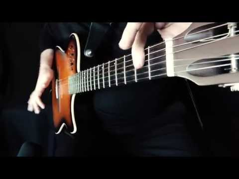 Pirаtеs оf the Caribbеаn – Tutorial View Close Up – fingerstyle guitar