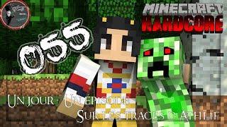S02 - E055 - Let's Play - Survie en Hardcore - Minecraft 1.16 sans dormir et 600 progrès à réaliser