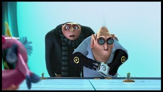 Gru's Lab scene  - Despicable Me  2010