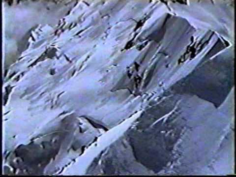 Snow job ski scene