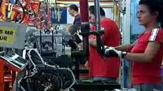 Ducati A Story of Passion - Factory Tour