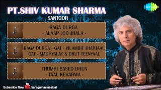 Sublime Moments | Pandit Shiv Kumar Sharma | Hindustani Classical Audio Jukebox | Santoor