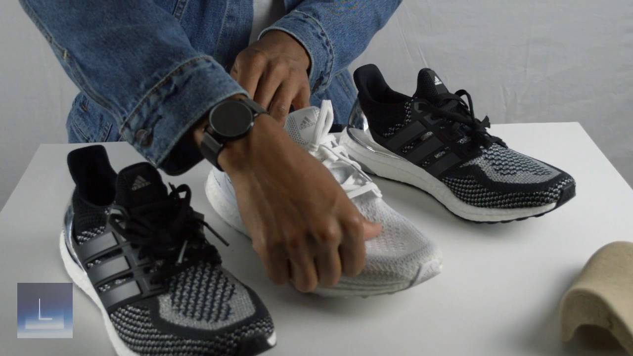 4006c497531 ADIDAS ULTRA BOOST OLYMPIC PACK!!! (REAL VS FAKE) - YouTube