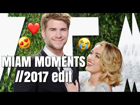Miley Cyrus & Liam Hemsworth Moments (2009-2017)