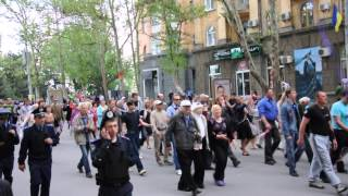 Николаев: 1 мая на площади Ленина(, 2014-05-01T14:06:15.000Z)