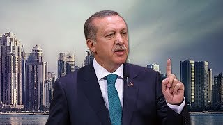 Turkish president visits clashing Middle East nations
