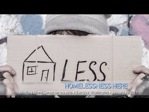 HOMELESSNESS HERE