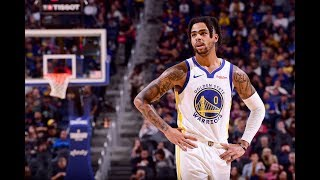 D'Angelo Russell Hot Start In Warriors Debut   Scores Teams First 10 Points