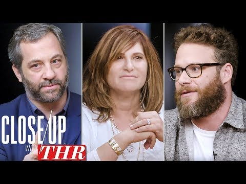 Full Producers Roundtable: Amy Pascal, Judd Apatow, Seth Rogen, Ridley Scott | Close Up with THR