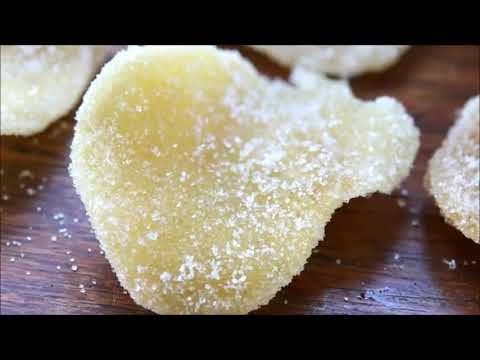 Ginger Chews  That Can Solve 14 Different Problems