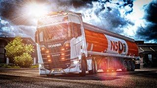 ETS2 1.30 | (HOTFIX) Next Gen Scania V8 E6 Stock sound mod v5 (DOWNLOAD)