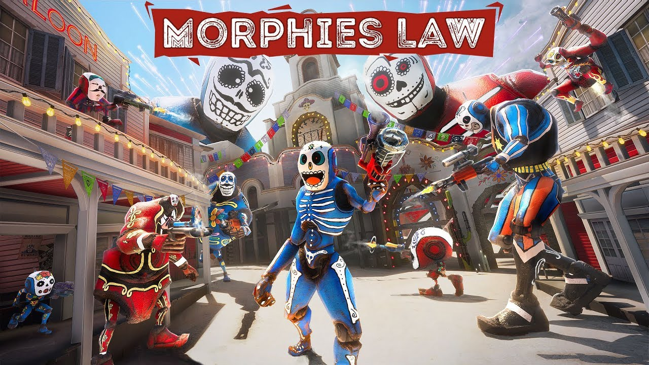 Morphies Law Nintendo Switch Launch Trailer Youtube Morphies law is an online team based shooter video game developed and published by cosmoscope. morphies law nintendo switch launch trailer