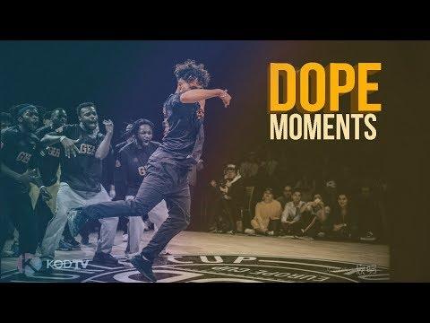 DOPE Moments 2K18   Beatkilling in Dance Battles 🔥 Episode 3
