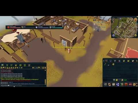 RuneScape 11 degrees 41 minutes north 14 degrees 58 minutes east