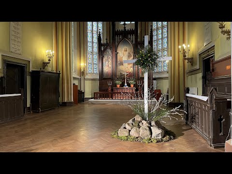 04.04.2021  I  Rīgas Sv. Pāvila draudzes Lieldienu dievkalpojuma sprediķis