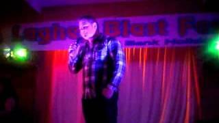 Laghey Blast Factor 2011 Mark Gallagher Last Years Winner 2010