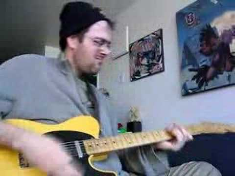 Sanford and Son Theme on Electric Guitar