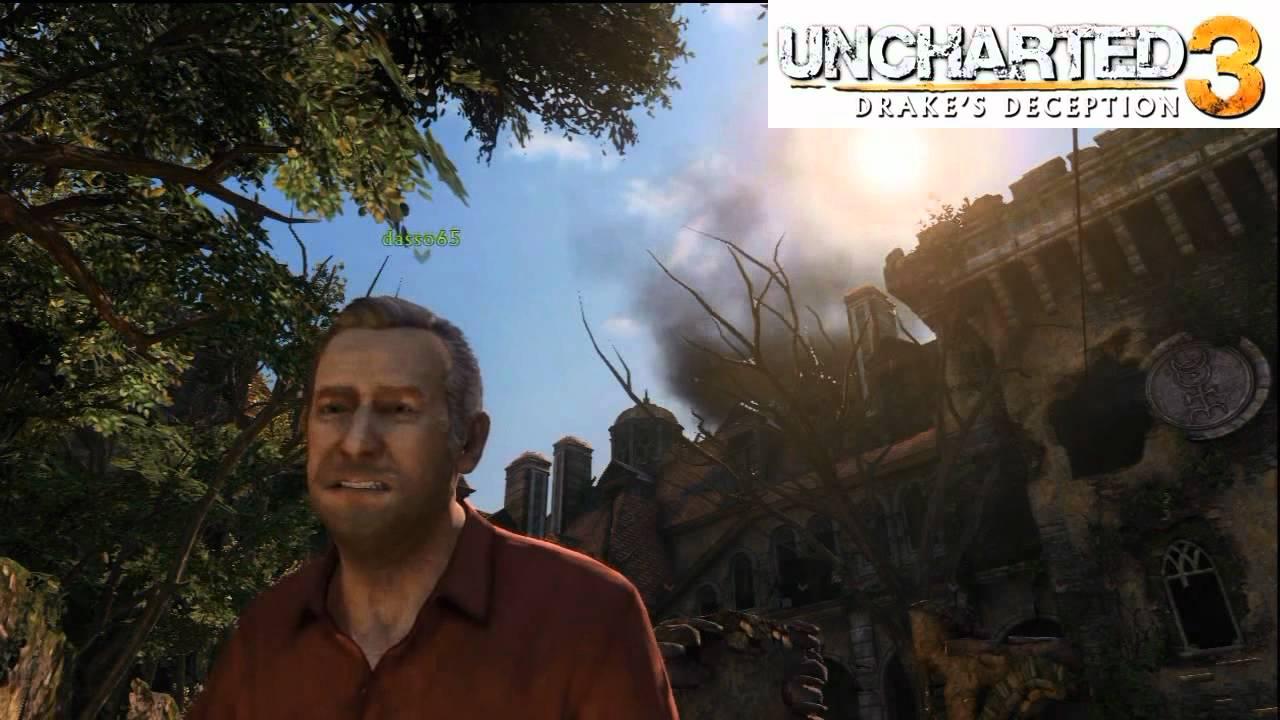 Uncharted 2 VS 3 HD Graphics Comparison