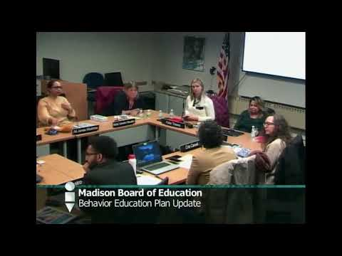 Special Board of Education Meeting and Instruction Work Group 2/3/20