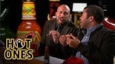 Key & Peele Lose Their Minds Eating Spicy WingsHot Ones