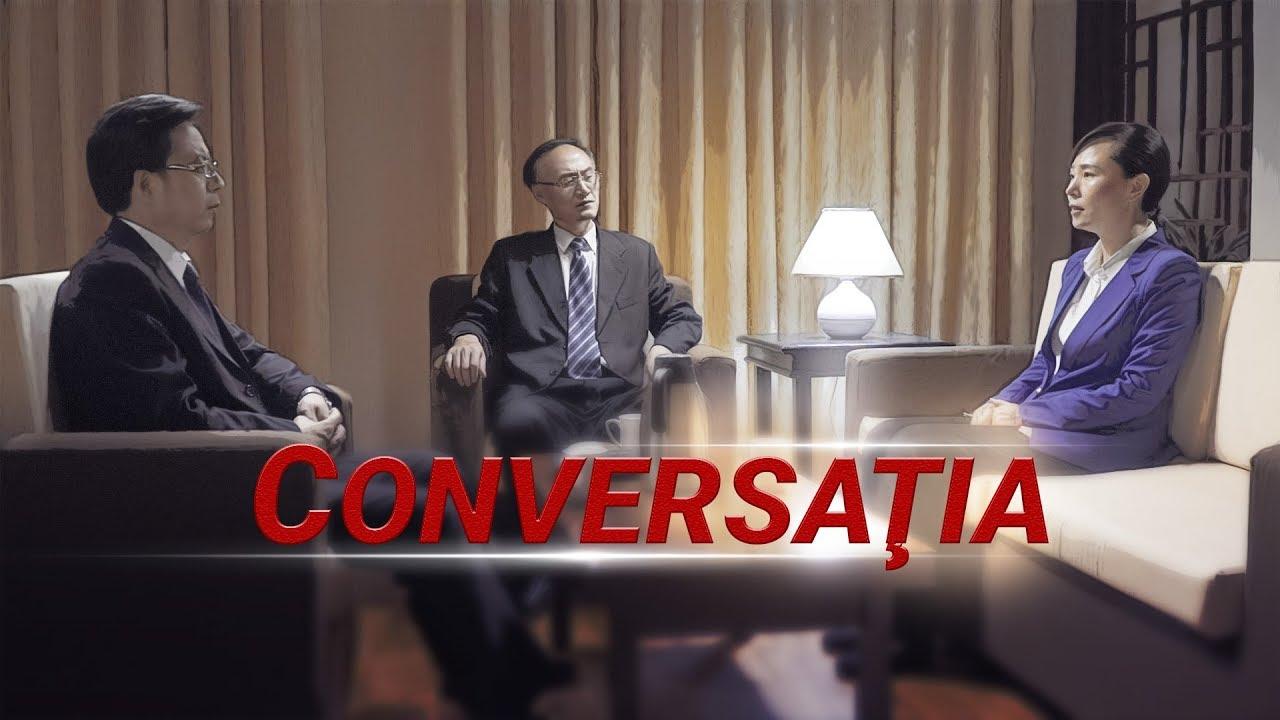 """Trailer film crestin """"Conversaţia"""" O bătălie între dreptate și rău"""