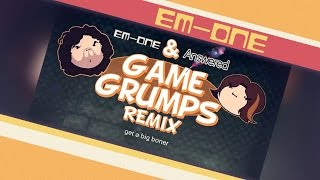 Repeat youtube video Em-One and Answered - How Do I Life? (Game Grumps)