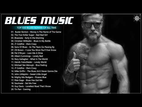 Download Modern Dirty Blues Rock and Badass || Top 20 Blues Rock Songs Playlist