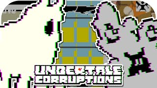 UNDERTALE CORRUPTIONS 13: True Lab (Part 1)