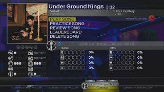 Rock Band: Custom Song
