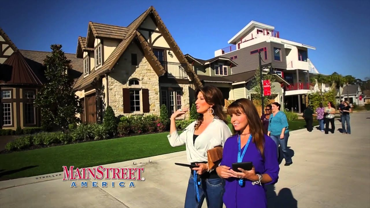 So This is MainStreet America! - YouTube