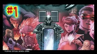 Guardians of the Galaxy & X-Men: The Black Vortex Alpha #1 Review
