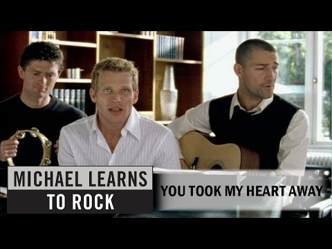 Michael Learns To Rock - You Took My Heart Away  (with Lyrics Closed Caption)