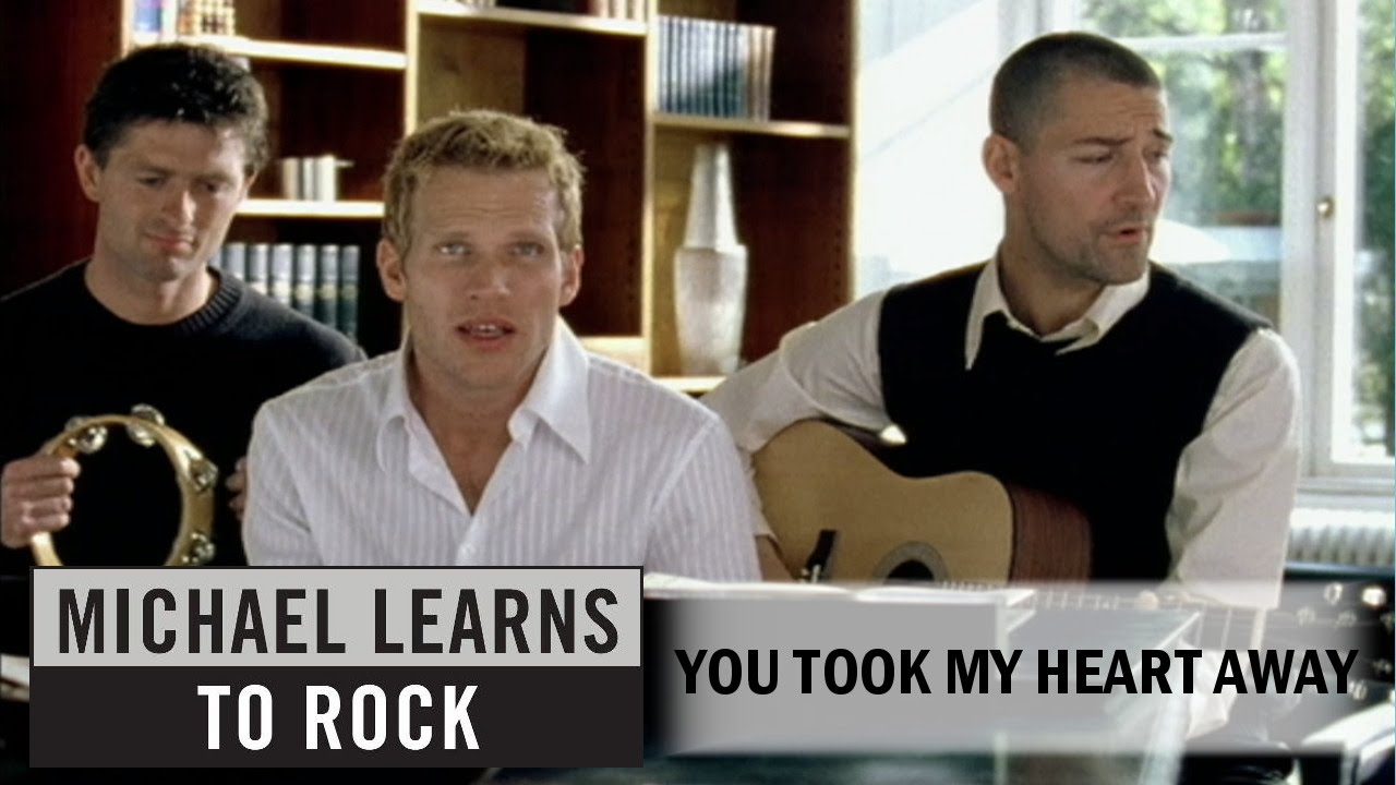 Download Michael Learns To Rock - You Took My Heart Away [Official Video] (with Lyrics Closed Caption)