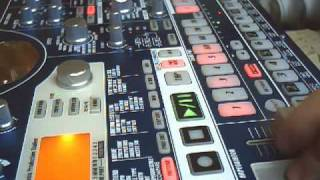 KORG EMX-1 GOA TRANCE BY UTOPIA