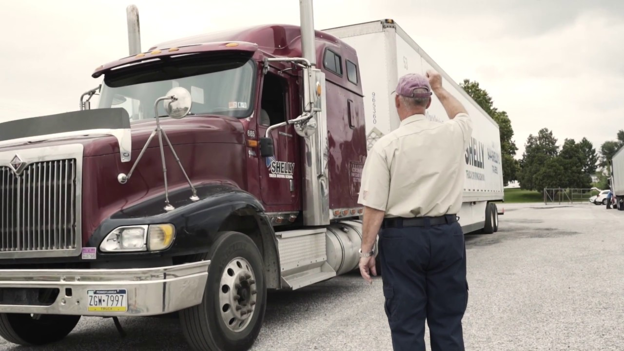 Shelly Truck Driving School Obtain Your Cdl License Youtube