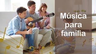 Músicas para famílias - Uma homenagem da 3ªIPC ao mês da família