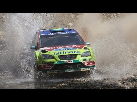 Ford Focus WRC Best Of World Rally Car