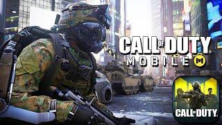Jogando Call of Duty Mobile 📱 Gameplay