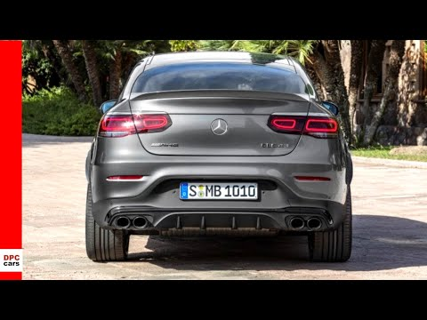 2020 Mercedes AMG GLC43 4MATIC Coupe